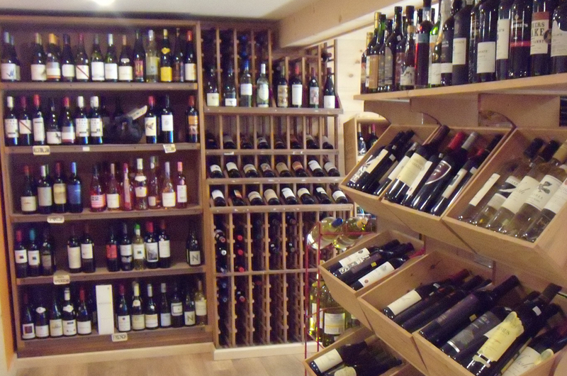 Wine & Beer Selection